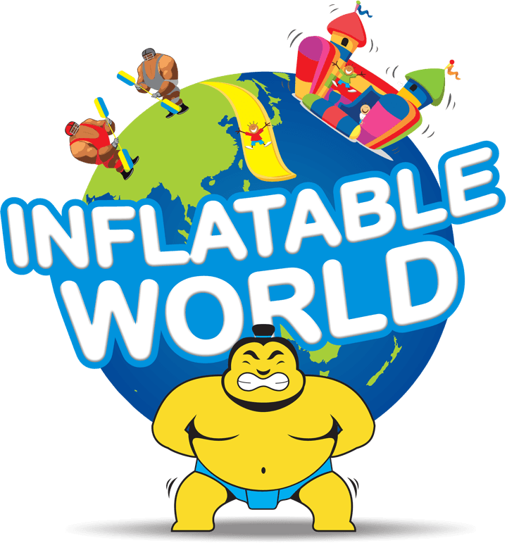 Inflatable World at Port Macquarie.