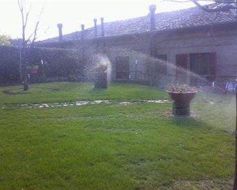Impianti di irrigazione per giardini privati