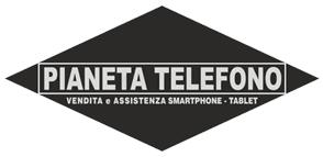 PIANETA TELEFONO VENDITA E ASSISTENZA  SMARTPHONE - TABLET- LOGO