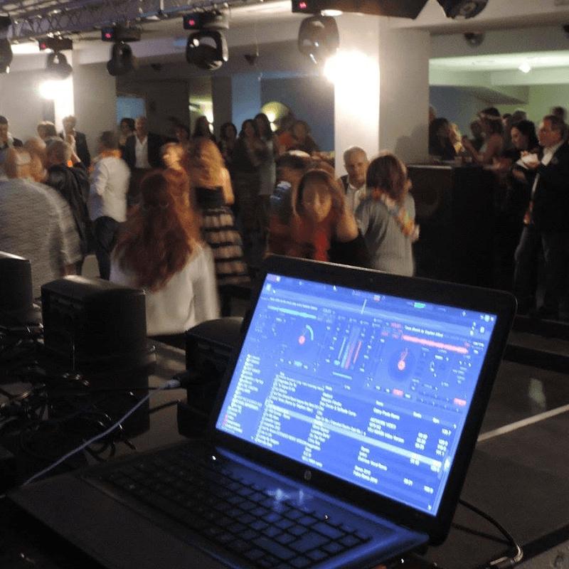 eventi con dj e musica dal vivo