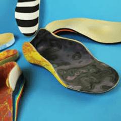 Plantari ortopedici e su misura