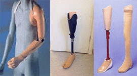 Protesi per arti
