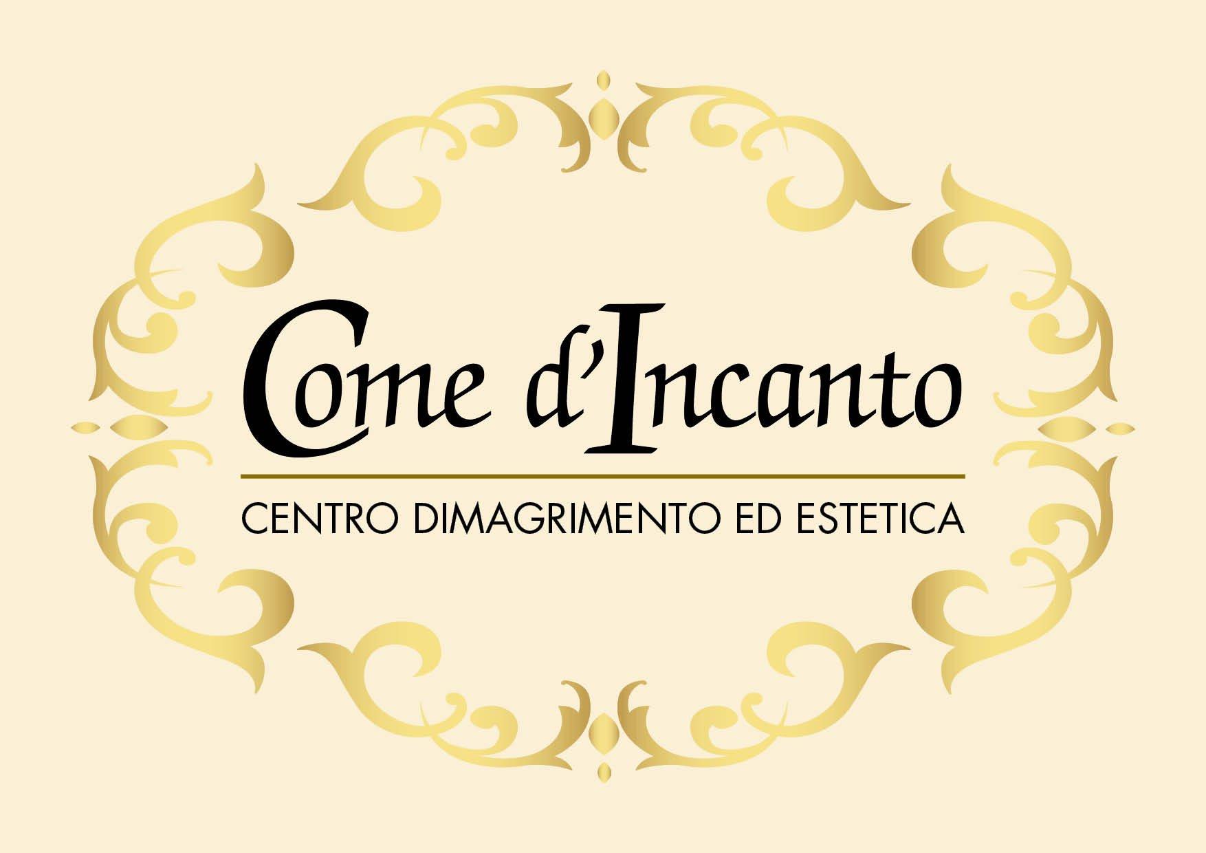COME D'INCANTO CENTRO ESTETICO - LOGO