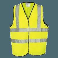 High Visibility Vest   Kickstart Moped Hire   Norfolk, Cambs & Suffolk border