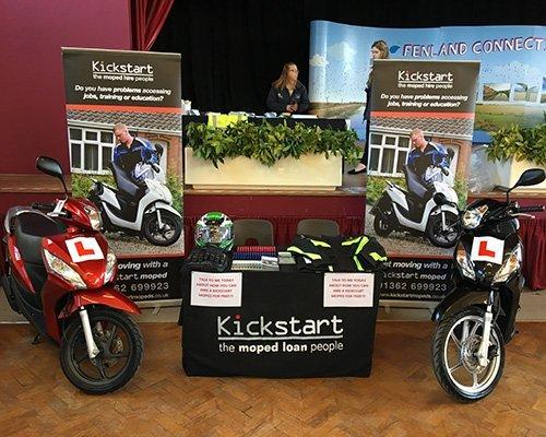 About Us | Kickstart Moped Hire | Norfolk, Cambs & Suffolk border