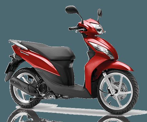Honda Vision 50cc Moped Hire   Kickstart Moped Hire   Norfolk, Cambs & Suffolk border