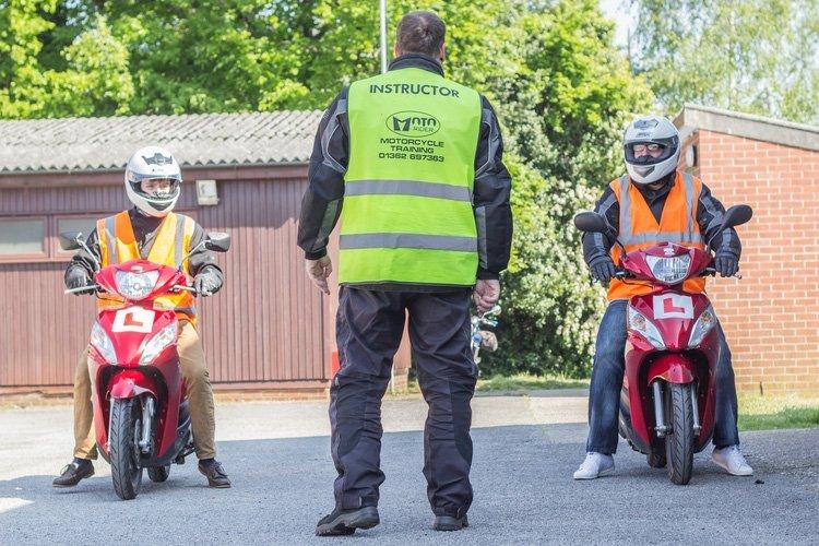 CBT Training   Kickstart Moped Hire   Norfolk, Cambs & Suffolk border