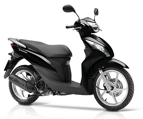 Honda Vision 110cc Moped Hire | Kickstart Moped Hire | Norfolk, Cambs & Suffolk border