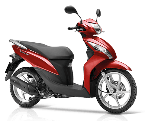 Honda Vision 50cc Moped Hire | Kickstart Moped Hire | Norfolk, Cambs & Suffolk border