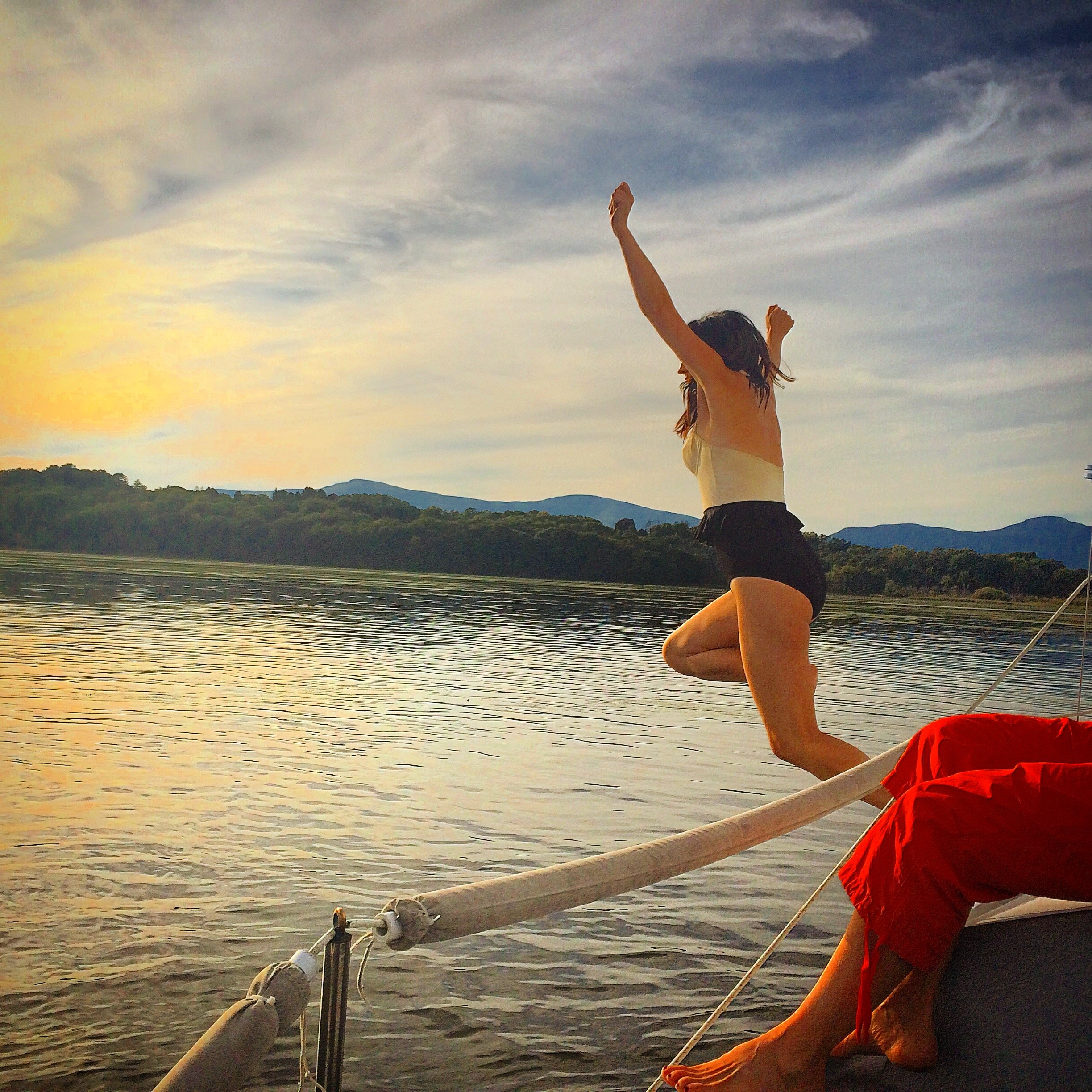 Hudson River Cruises Kingston Ny: Hudson River Sailing At Its Finest With Tivoli Sailing