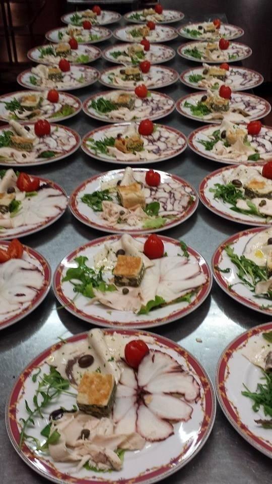 menù degustazione Ristorante La Pineta