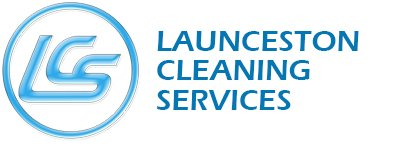launceston cleaning services business logo