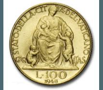 monete vaticano