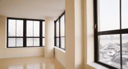 persiane in alluminio, porte in legno, finestre in legno