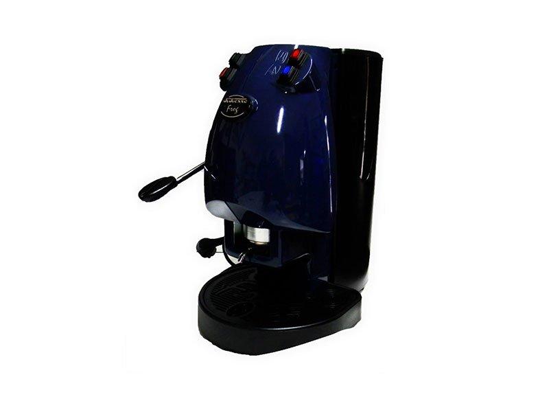 una macchinetta del caffe' color blu scuro a Marcianise