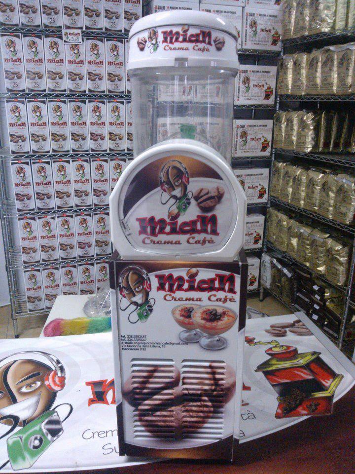 Distributore caffè Mian a Marcianise