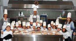 corsi cucina bambini