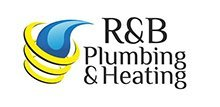 R&B Plumbing & Heating logo