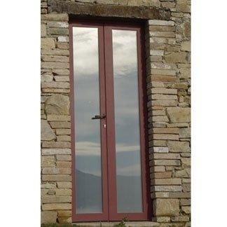 porta finestre in acciaio