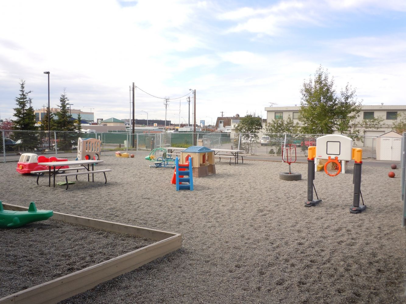 Examples of our day care in Anchorage, AK