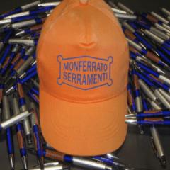 Gadgets Monferrato serramenti