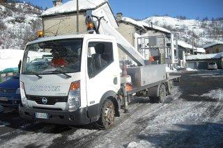 sgombero neve torino e provincia