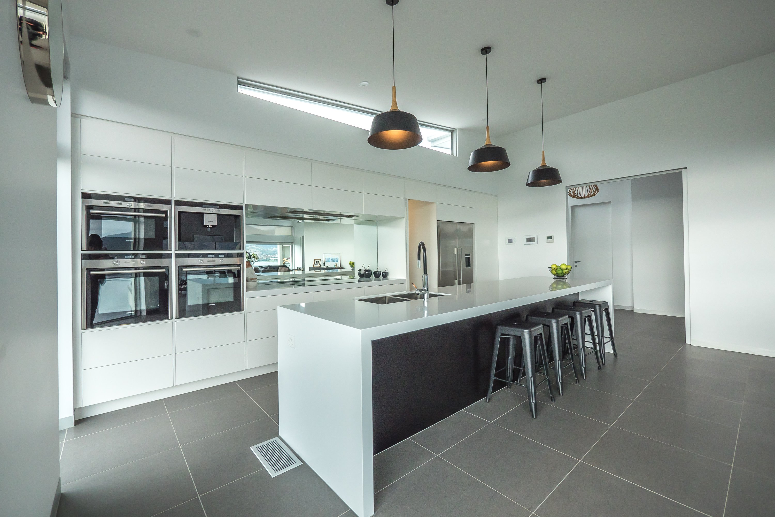 wd bryan joinery house luxurious kitchen