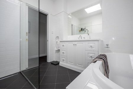 wd bryan joinery house copping shower