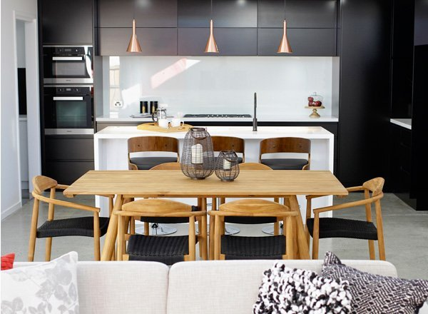 One of our professional kitchen renovations in Hobart