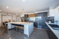 wd bryan joinery house kitchen cupboards