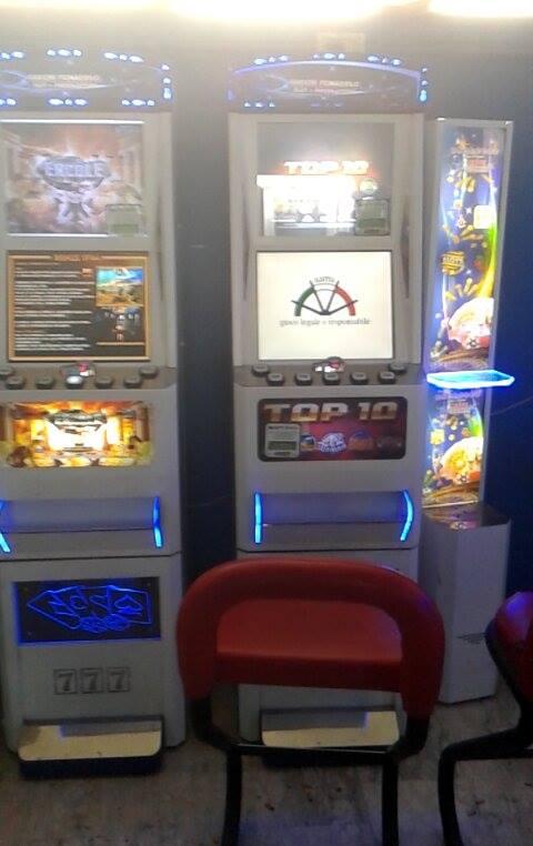 Due slot machine