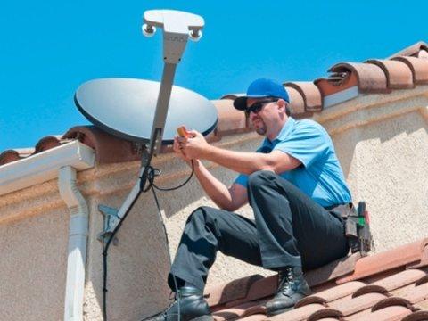 Installazione e assistenza parabole e antenne