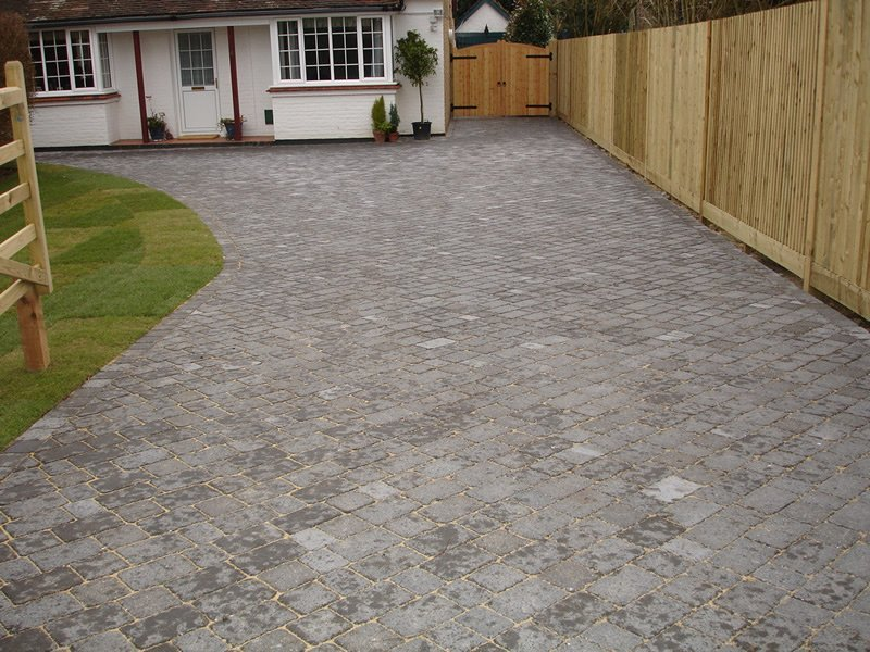driveway for home
