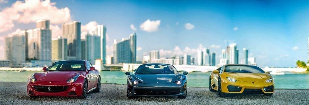Exotic Car Rental Miami Florida - Luxury Car Rental