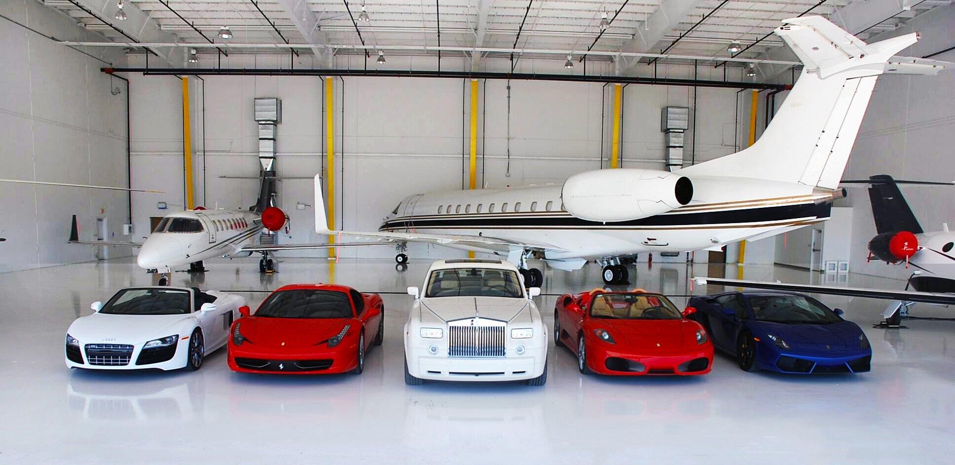 Exotic Car Rentals in Miami - Premier Auto Miami
