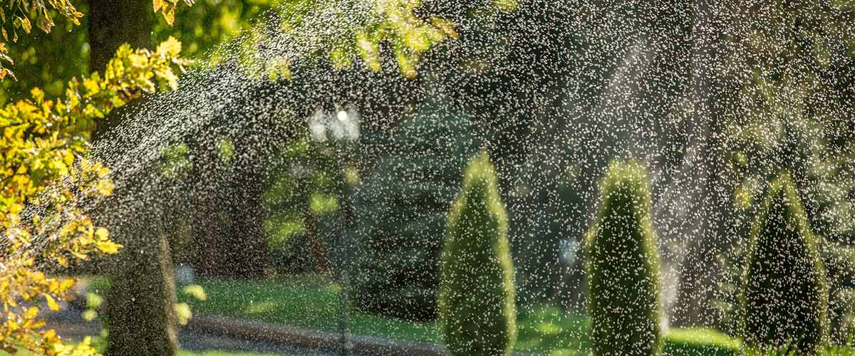 Water your lawn with help from Irvine Industries