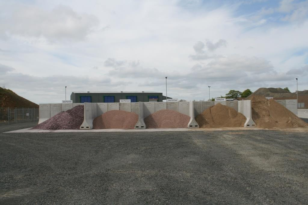 Some of our crushed stone in Cincinnati, OH