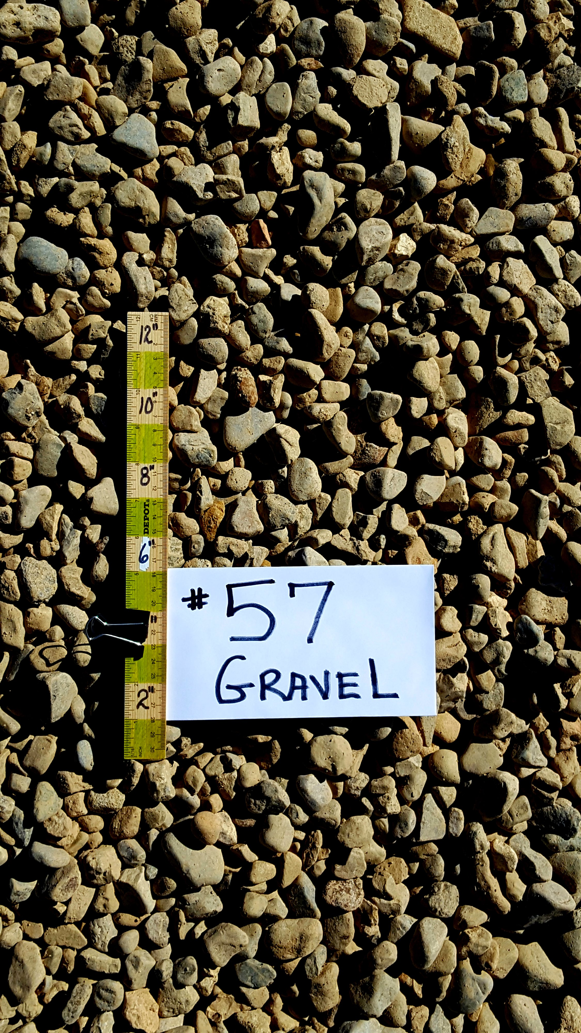 No. 57 Gravel