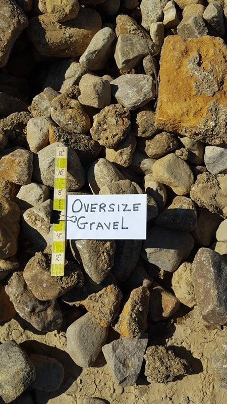 Oversize Gravel 1