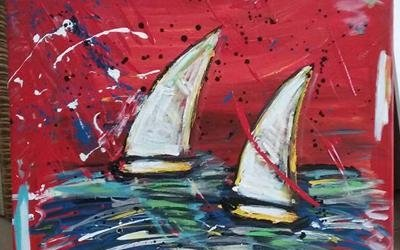 quadri artista rovi