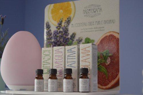 Oli essenziali derivanti dalle piante aromatiche