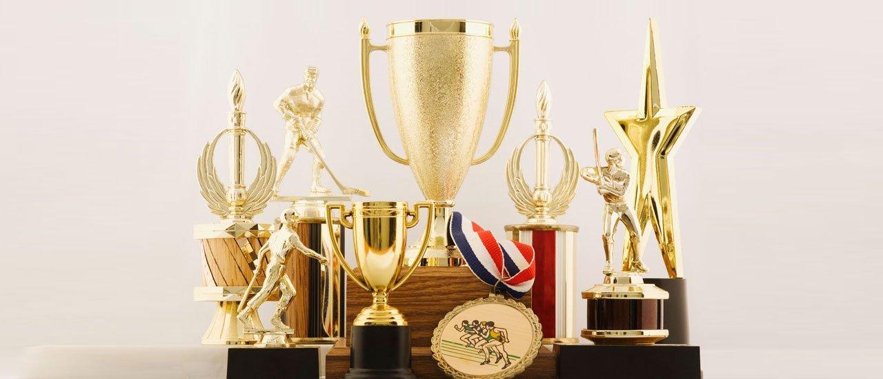 Trophy designers