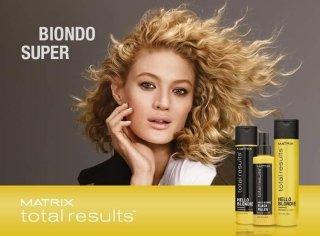 Hello blondie