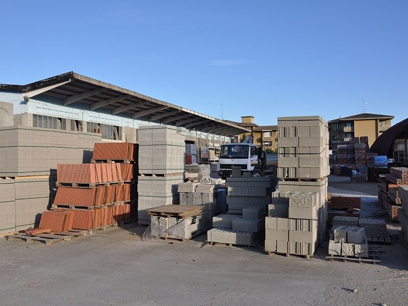 consegna domicilio materiali edili