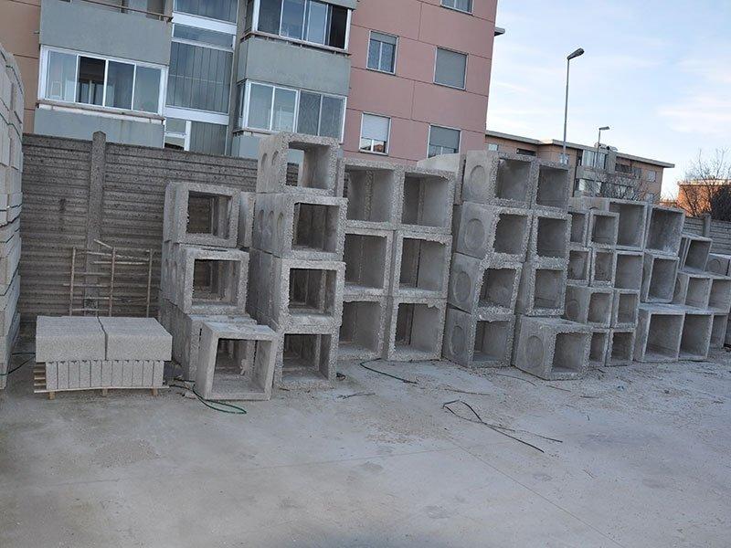 manufatti cemento edilizia