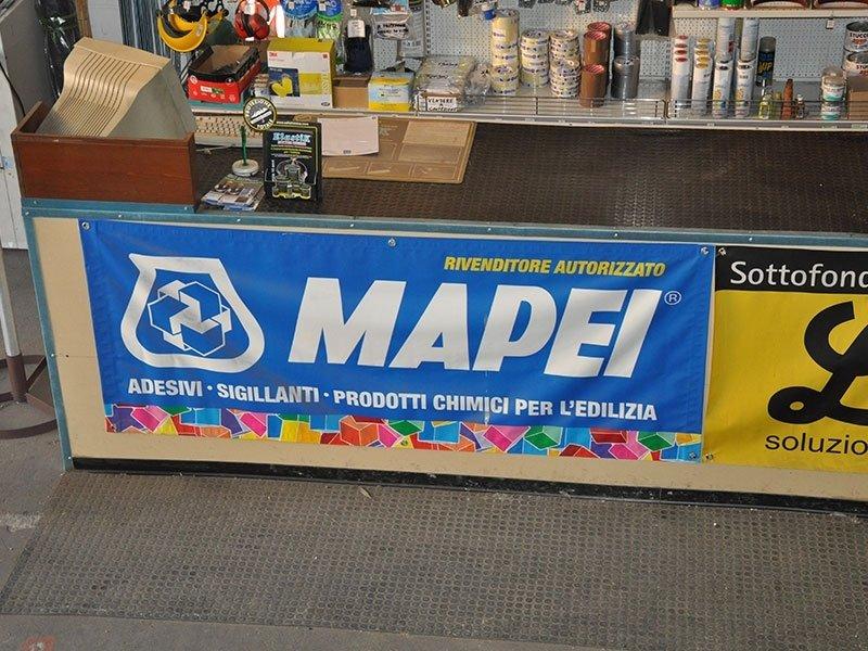 Rivenditore Mapei