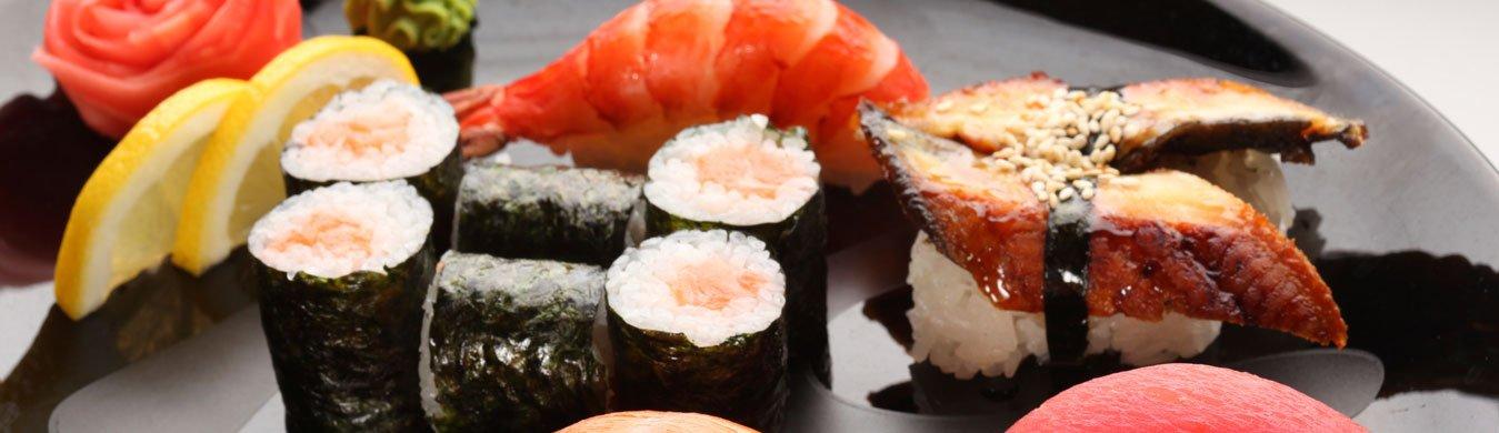 buffet, cucina giapponese, cucina orientale