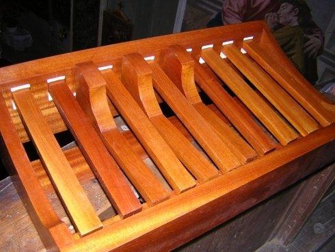 pedaliera pianoforte