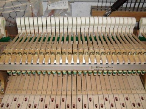 Martelliera pianoforte