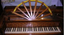 Elice Massimo, Genova (GE), riparazione e ammodernamento fortepiani
